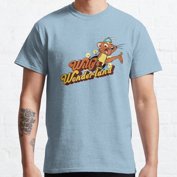 WIlly's Wonderland Classic T-Shirt