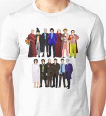 The Regenerated Doctors Unisex T-Shirt