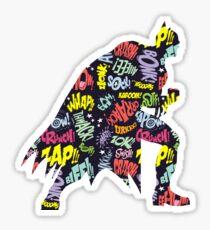 BIFF! BANG! POW! Sticker