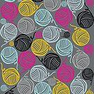 Yarn Yarn Yarn Yarn Yarn by Beth Thompson