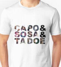 Capo Chief Keef Sosa and Tadoe Unisex T-Shirt