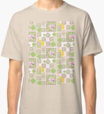 Pink Wildflower Classic T-Shirt
