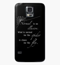 Normal is an Illusion Case/Skin for Samsung Galaxy