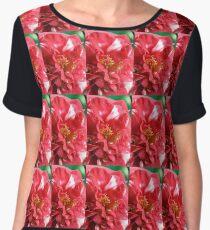 Camilla Flower Women's Chiffon Top