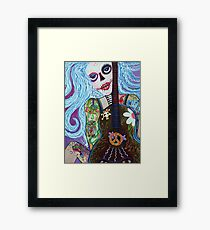 Flower Childs Song Framed Print
