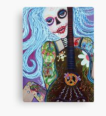 Flower Childs Song Canvas Print