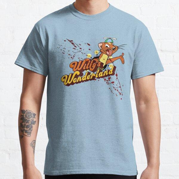 WIlly's Wonderland (3) Classic T-Shirt
