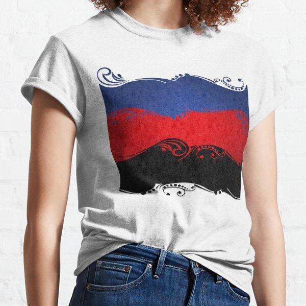 Polyamory Ornamental Flag Classic T-Shirt