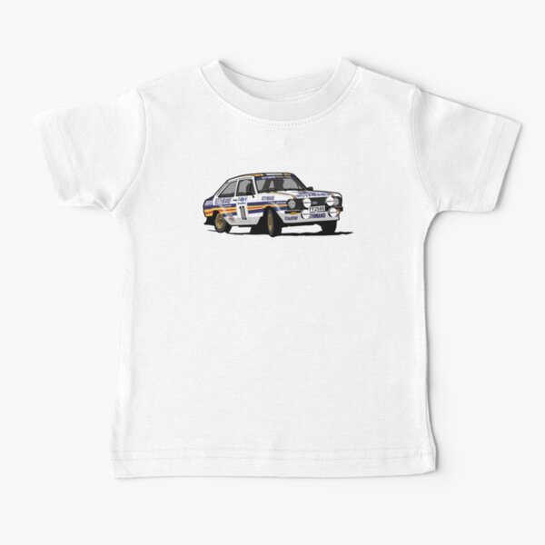 Ford Escort Mark 2 BDA Cosworth Baby T-Shirt