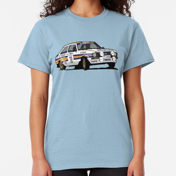 Escort Cosworth 1992 Cossie Ford Retro Style Kids Car T-Shirt