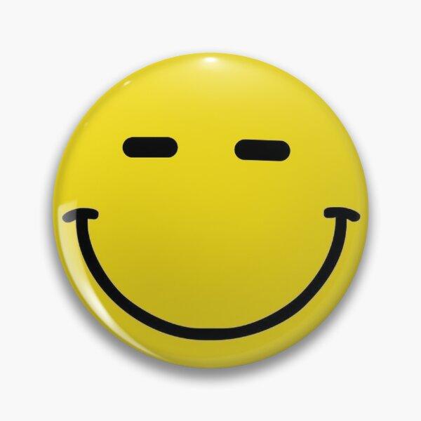 Randall Flagg Smiley Face Pin