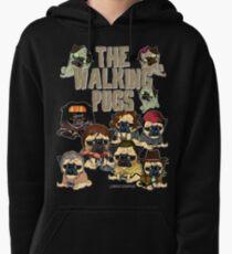 The Walking Pugs Pullover Hoodie