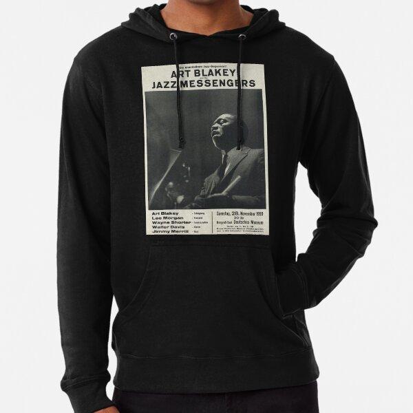 Art Blakey and the Jazz Messengers Lightweight Hoodie