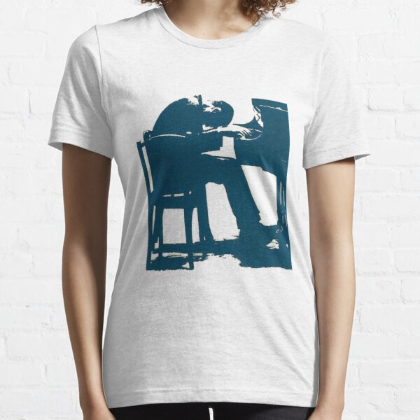 Bill Evans at his Piano Essential T-Shirt