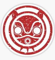 Princess Mononoke 2 Sticker