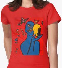 Skin Deep Women's Fitted T-Shirt