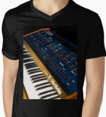 ObieWanKenobi Mens V-Neck T-Shirt