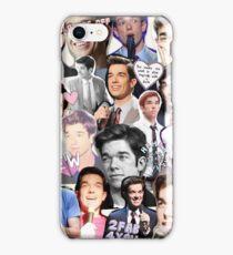 John Mulaney collage iPhone Case/Skin