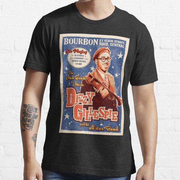 Dizzy Gillespie Vintage Poster Essential T-Shirt