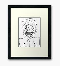 The Joker Framed Print
