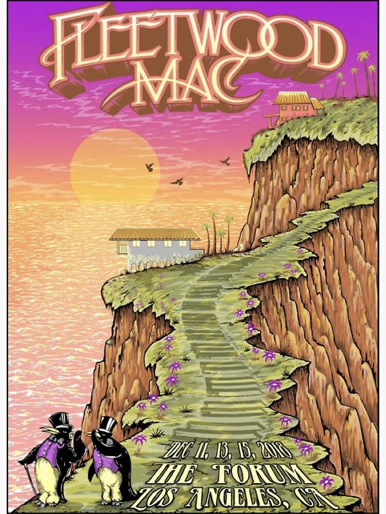 Two Pingwins Discussing Mac Poster by toiwawag