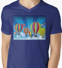 Air Balloons in the Sky 2 T-Shirt