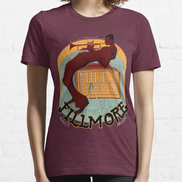 Miles Davis at the Fillmore Essential T-Shirt