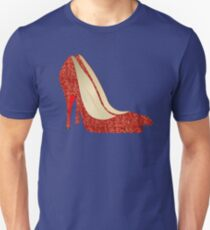 Oz ruby slippers Unisex T-Shirt