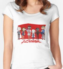 iZombie Gang Women's Fitted Scoop T-Shirt