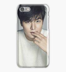 Lee Min Ho 9 iPhone Case/Skin
