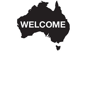 Welcome Australia by dasmich