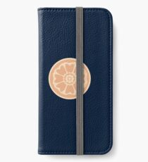 order of the white lotus symbol iPhone Wallet/Case/Skin