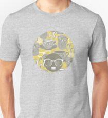 Tea owl yellow Unisex T-Shirt