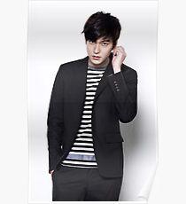 Lee Min Ho 7 Poster