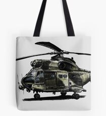 Puma Helicopter Tote Bag