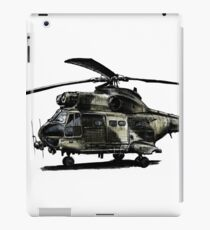 Puma Helicopter iPad Case/Skin