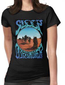 Sleep Dopesmoker Womens Fitted T-Shirt