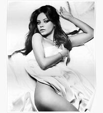 Hot Mila Kunis Poster
