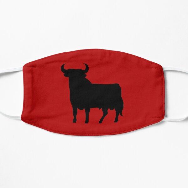 Spanish Bull Seeing Red Flat Mask