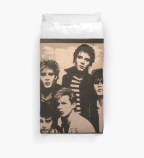 Vintage Duran Duran Duvet Cover