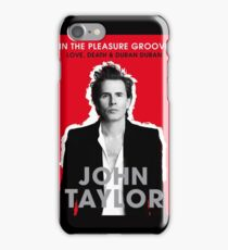 John Taylor Duran Duran iPhone Case/Skin