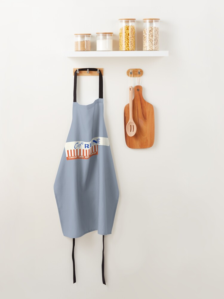 Alternate view of Le Snack Bar Apron