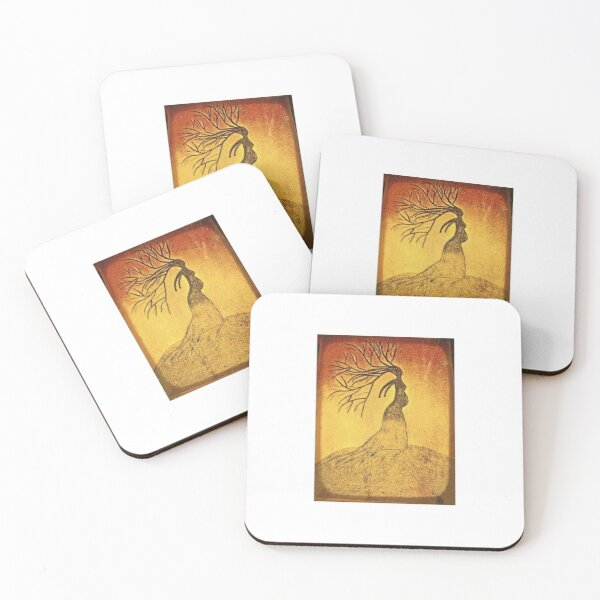Mother Coasters (Set of 4)