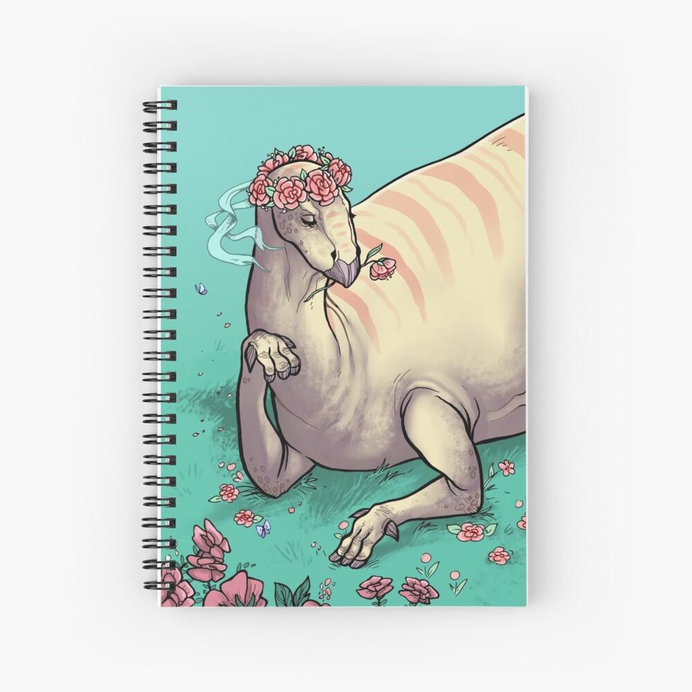 Instaguanodon Cuaderno de espiral