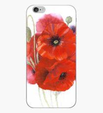 Poppy posy iPhone Case