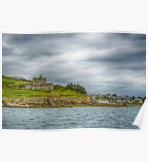 Approaching St. Mawes, Cornwall Poster