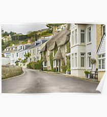 St. Mawes Seafront Cottages  Poster
