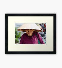 Early Morning Saigon Framed Print