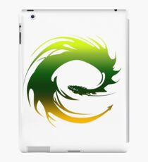 Green Dragon - Eragon iPad Case/Skin