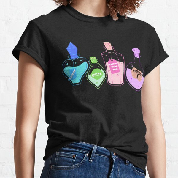 Girl Ingredients Classic T-Shirt